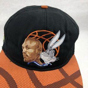 b78c253b46c Warner Bros. Accessories - Rare 90's Space Jam cap HARE JORDAN Bugs Bunny  HAT